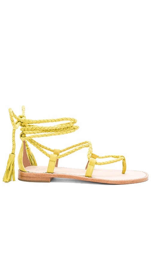 Joie Bailee Sandal in Lemon