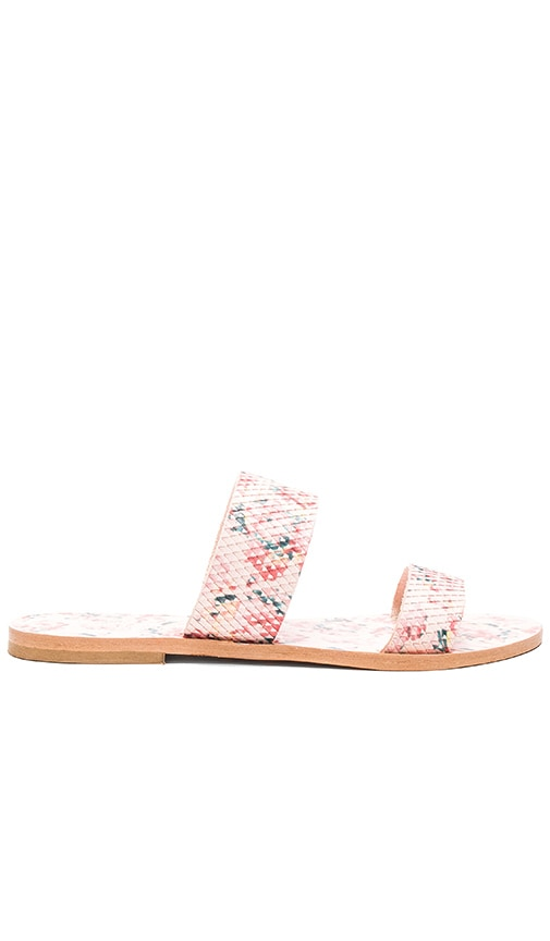 Joie Sable Sandal in Floral Pink