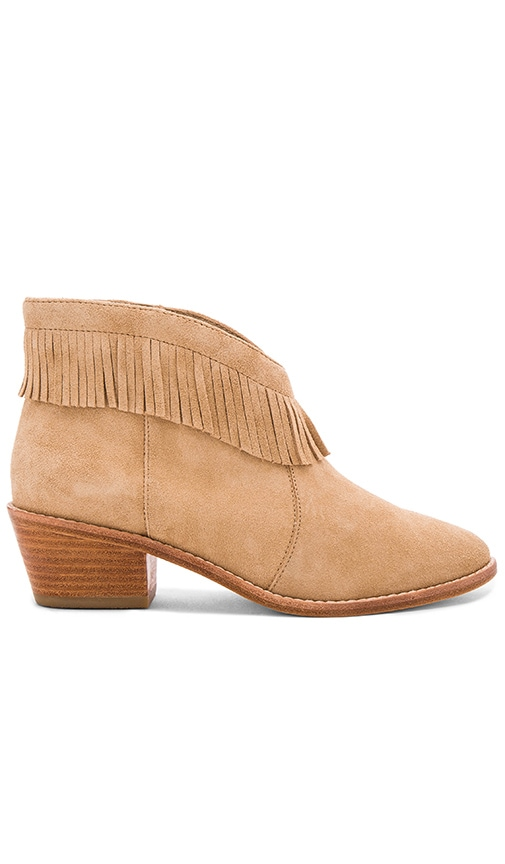 Joie Makena Bootie in Tan