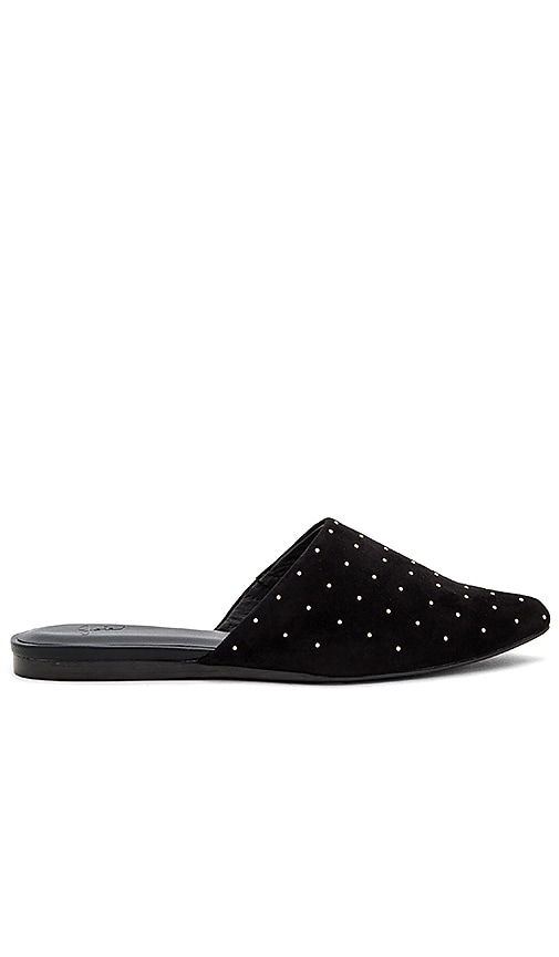 Joie Aderes Flat in Black