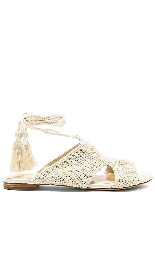 Joie Fai Sandal in Ivory
