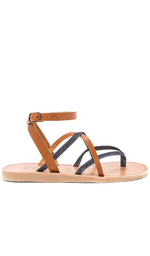 Joie Oda Sandal in Brown