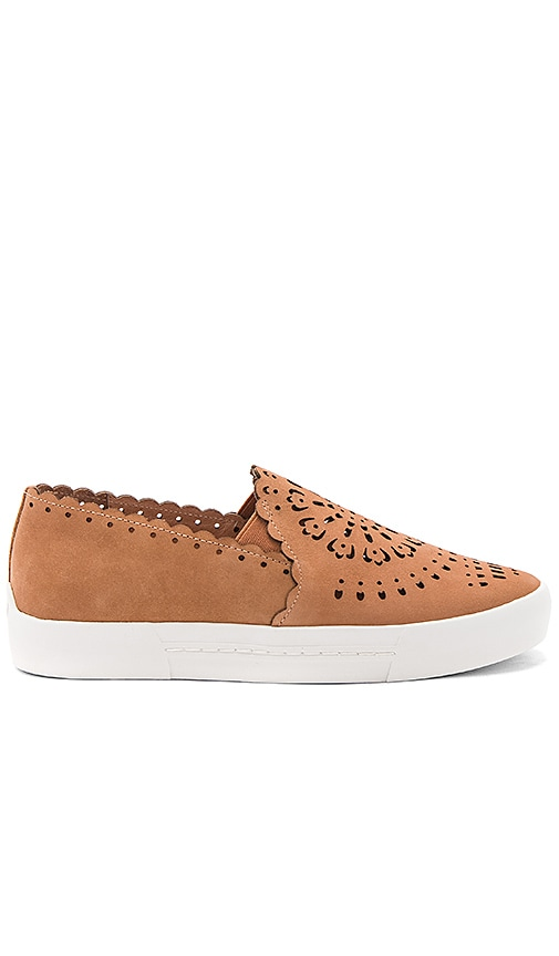 Joie Dya Slip On Sneaker in Brown
