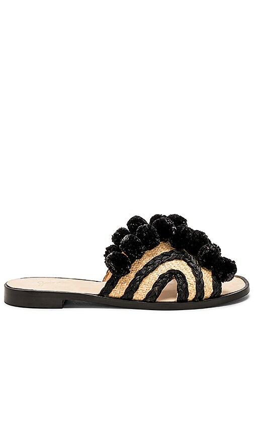 Joie Paden Sandal in Black