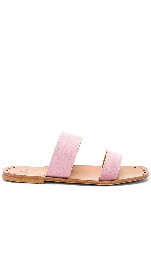 Joie Bannerly Sandal in Pink