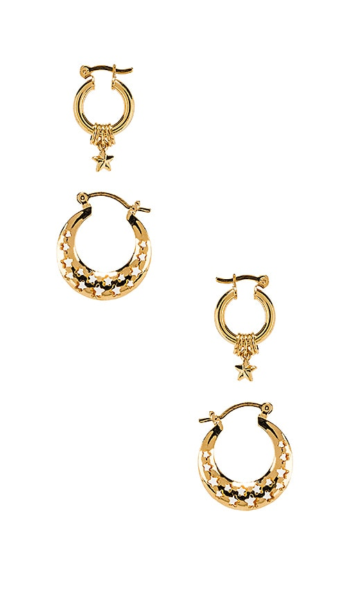 Celestial Earring Set