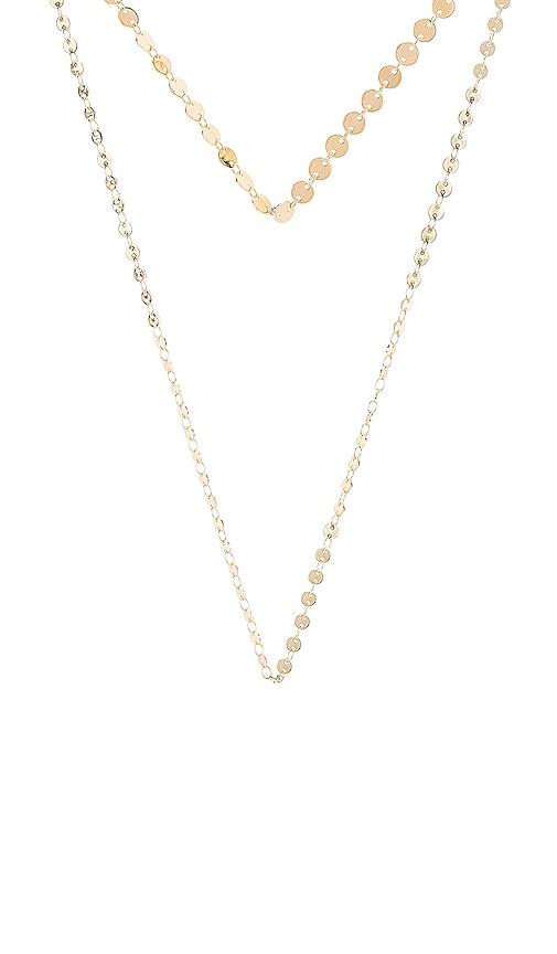 Disco Necklace Set