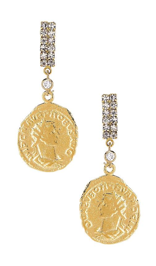Tribute Coin Earrings