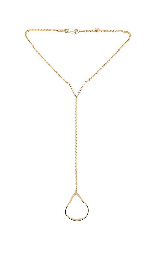 V Hand Chain Bracelet
