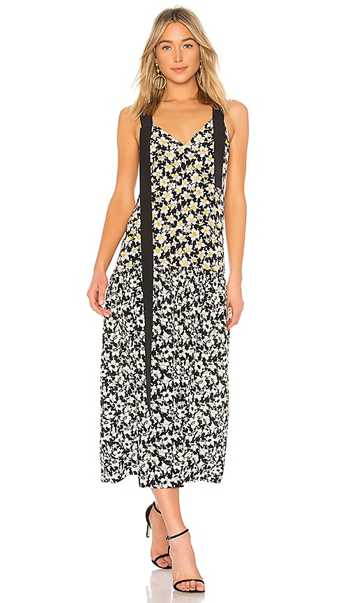 Joseph Daffodil Celeste Dress in Black