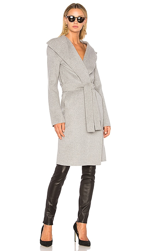 Joseph Lima Double Face Jacket in Gray