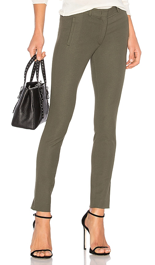 Joseph New Eliston Pant in Army