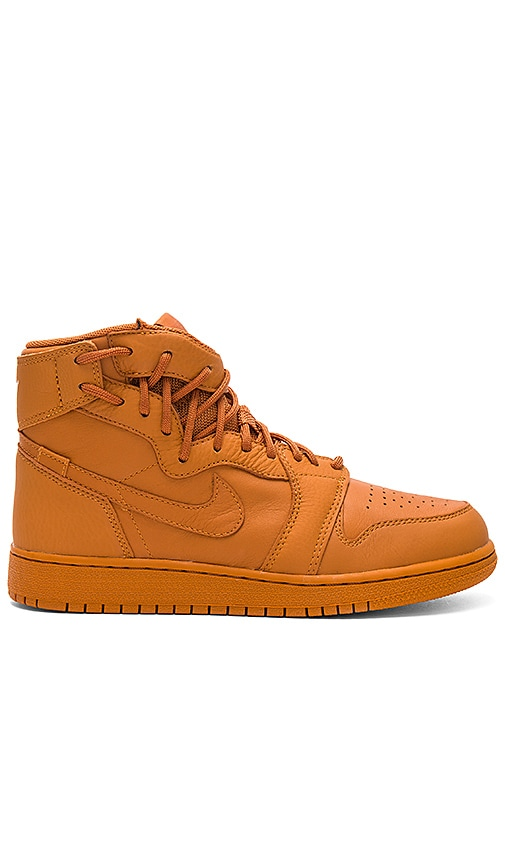 Jordan AJ1 Rebel XX Sneaker in Orange