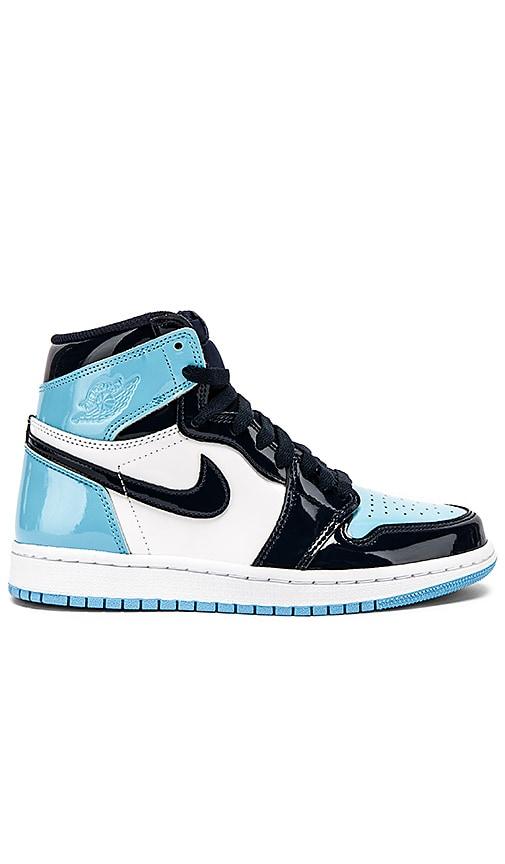 air jordan 1 azules