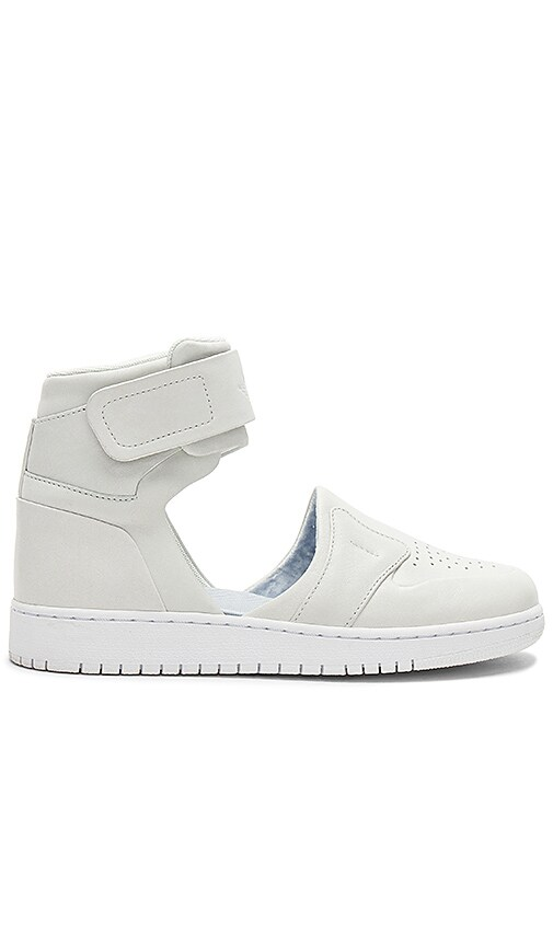 Jordan Lover Sneaker in White