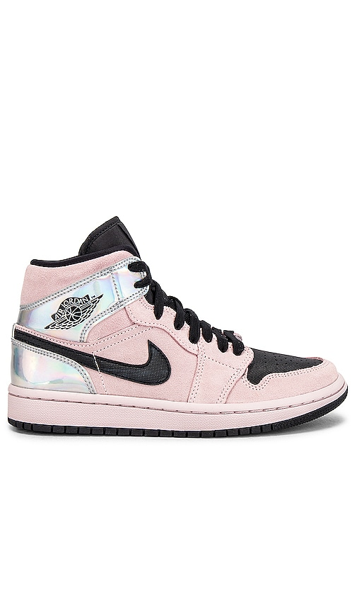 nike air jordan 1 mid rose