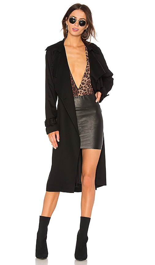 J. RYU Paige Coat in Black
