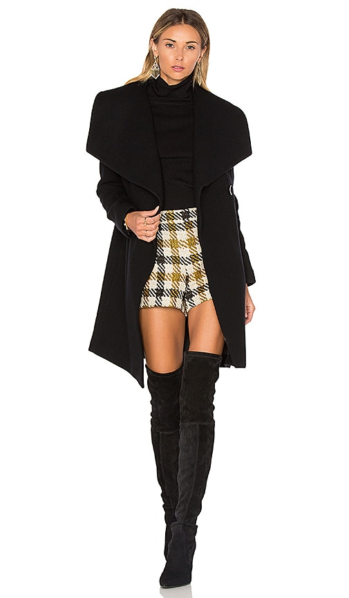 J. RYU Kayla Coat in Black