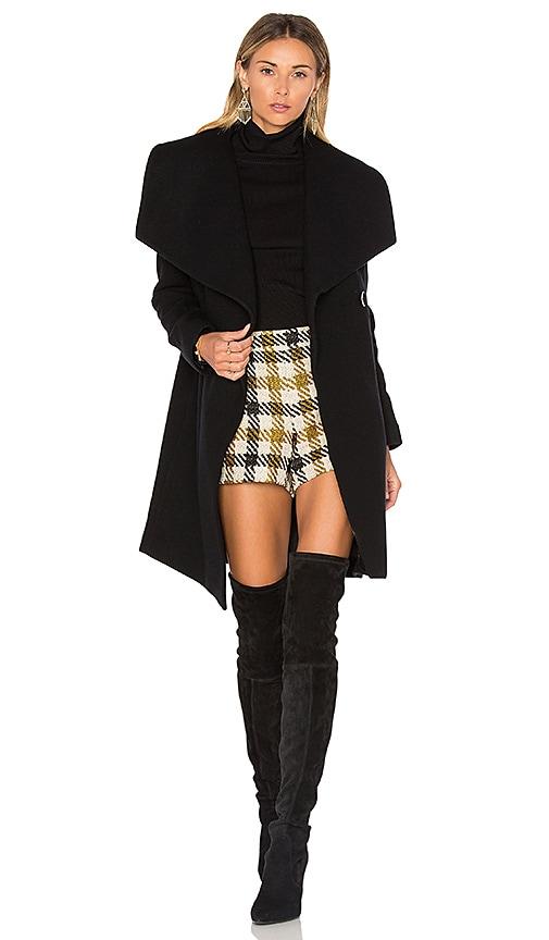 J. RYU Kayla Coat in Black
