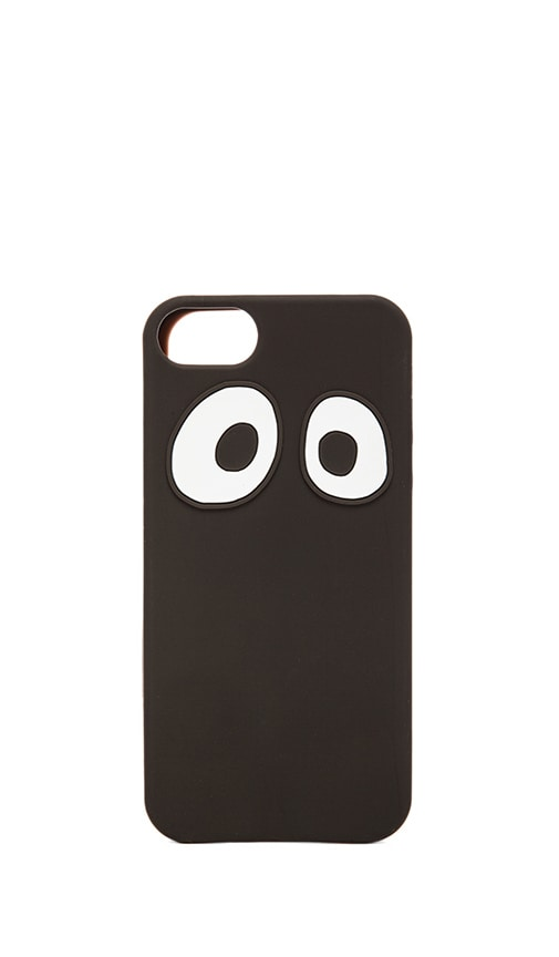 Googly Eyes Soft iPhone 5 Case