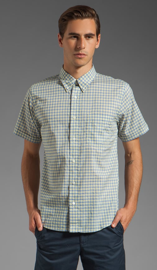 Benny Gingham Shirt