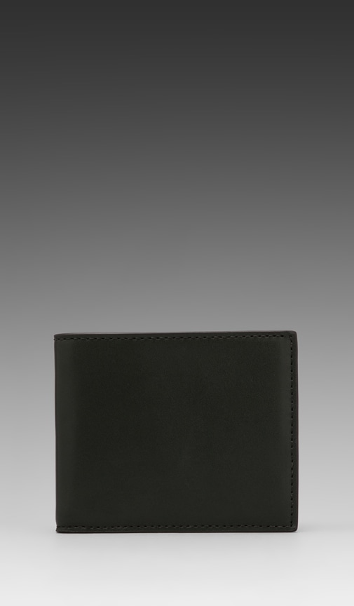 Mill Leather Bill Holder Wallet