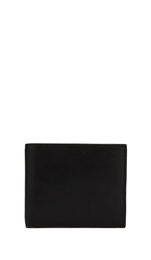 Wesson Leather Bill Holder Wallet