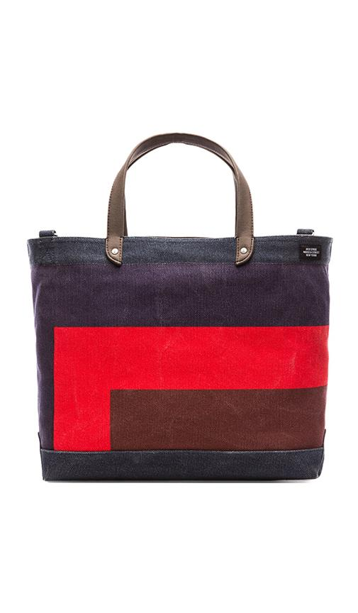 Color Theory Coal Bag