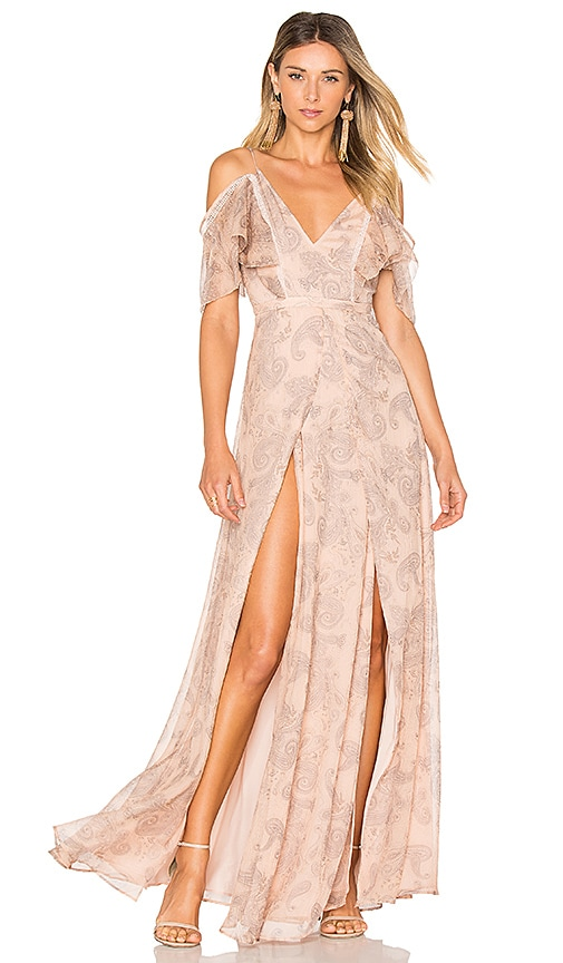 Sublime Illusion Maxi Dress