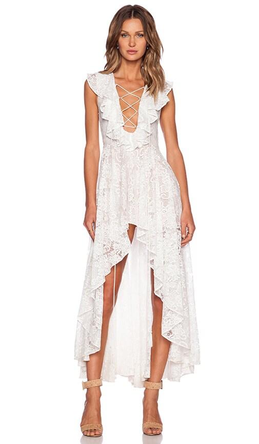 Dress in White | Revolve