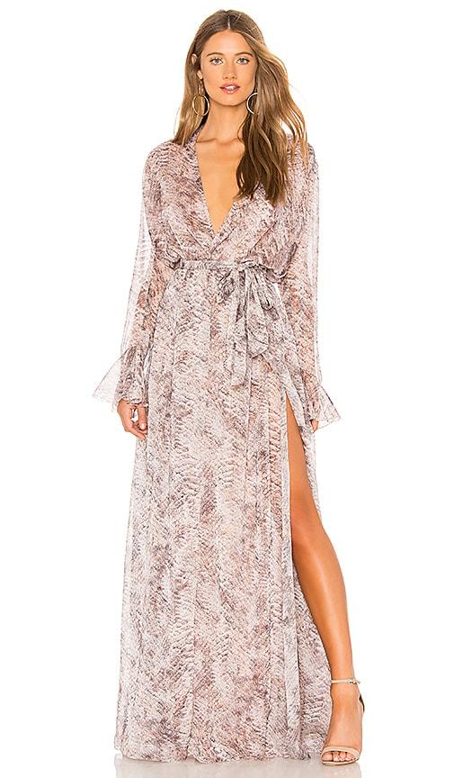 Basilisk Maxi Dress