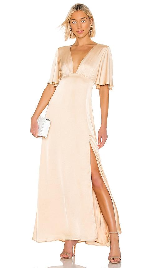 Here Comes The Sun Maxi Dress