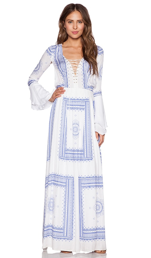 Santorini Maxi Dress