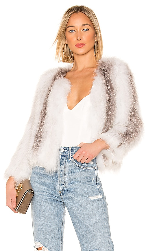 Don't Stop Fur Jacket