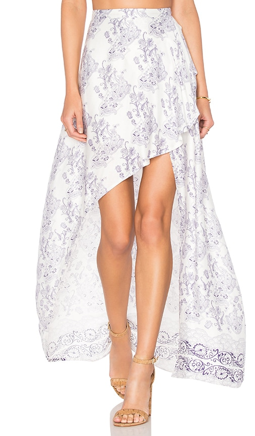 Infinity Maxi Skirt