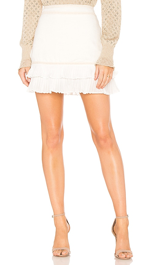 SONNET MINI SKIRT