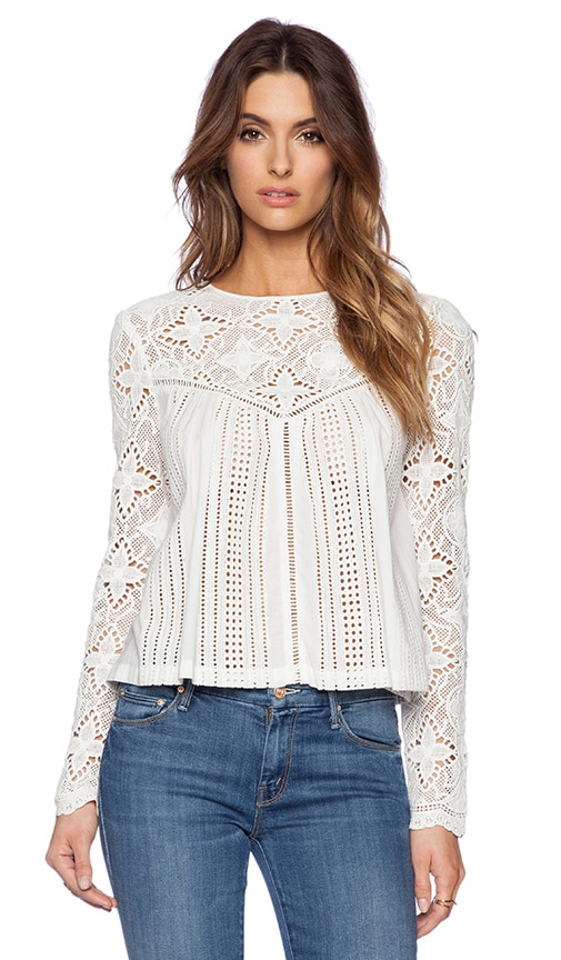 Thinking About You Top