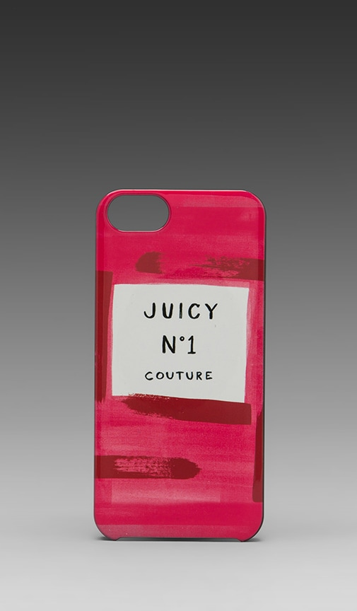 Juicy No.1 iPhone 5 Case