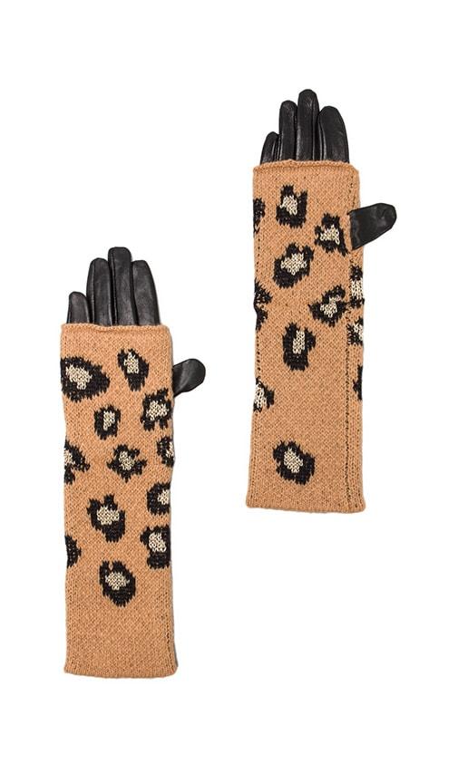 Leopard Mitt Glove