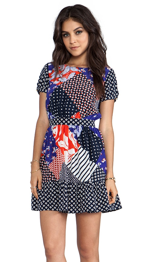 Patchwork Laurel Dress