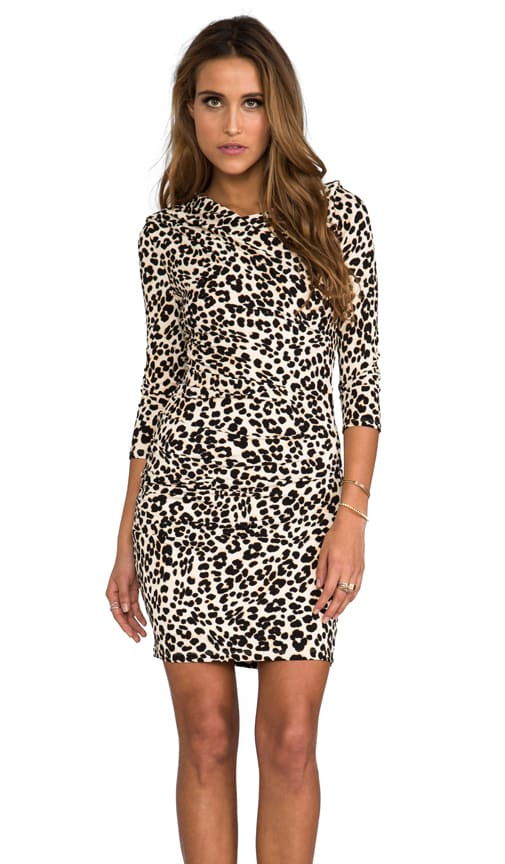 King Cheetah Dress