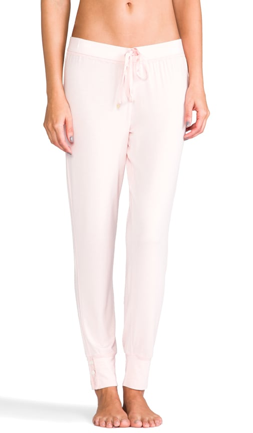 Slim Leg Pant /w Lace Detail