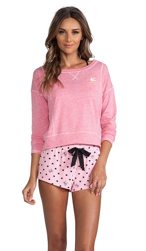 Triblend Pullover