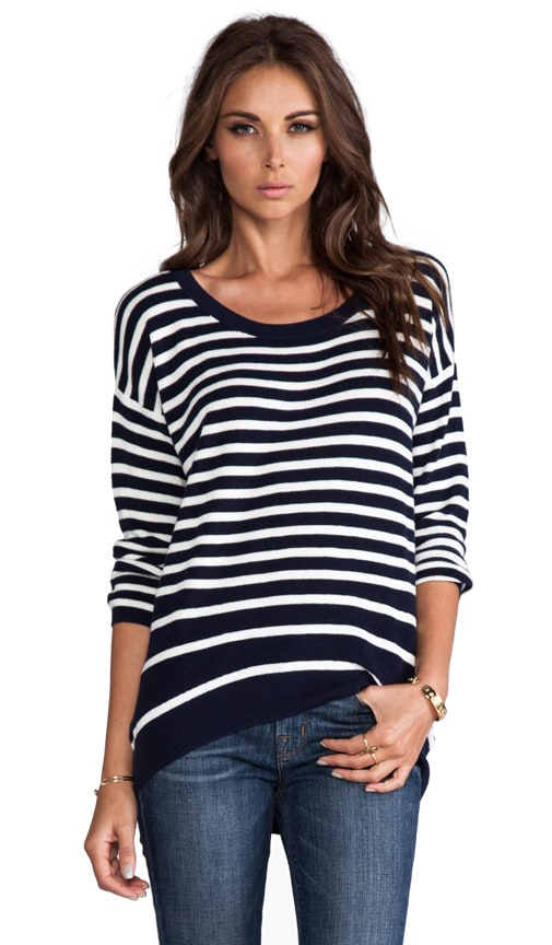 Peyton Stripe Sweater