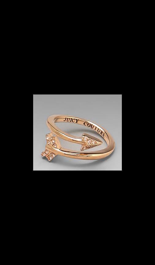 Pave Arrow Ring