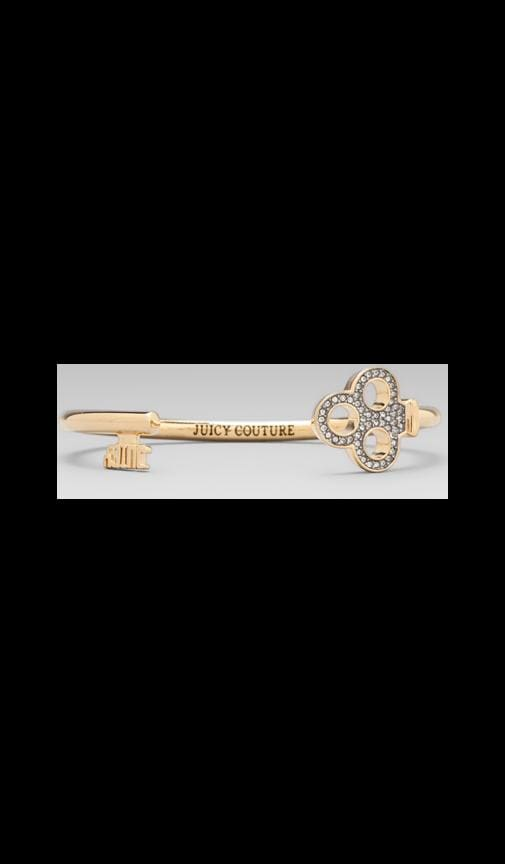 Totally Secure Couture Frozen Key Bangle