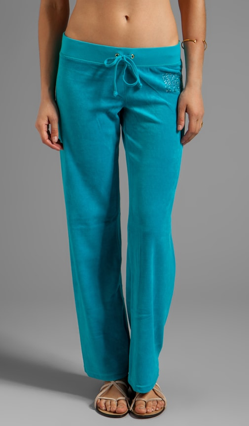 Choose Juicy Velour Pant