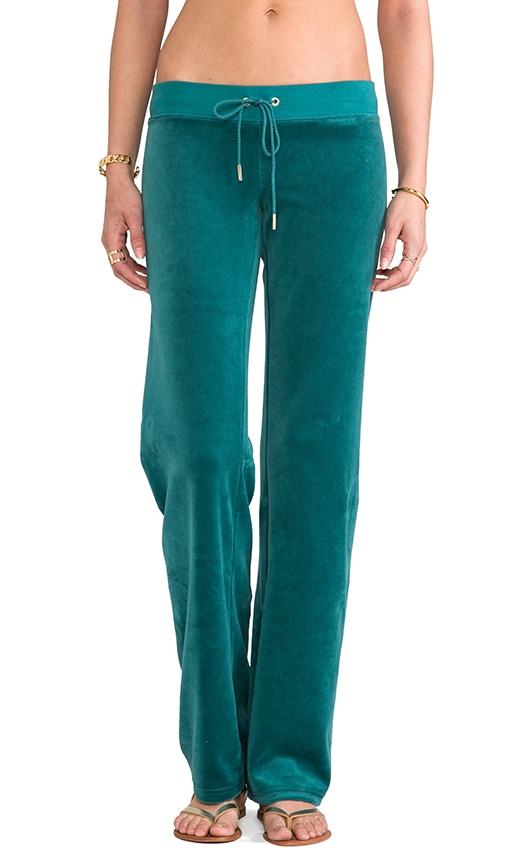Velour Bling Original Leg Pant