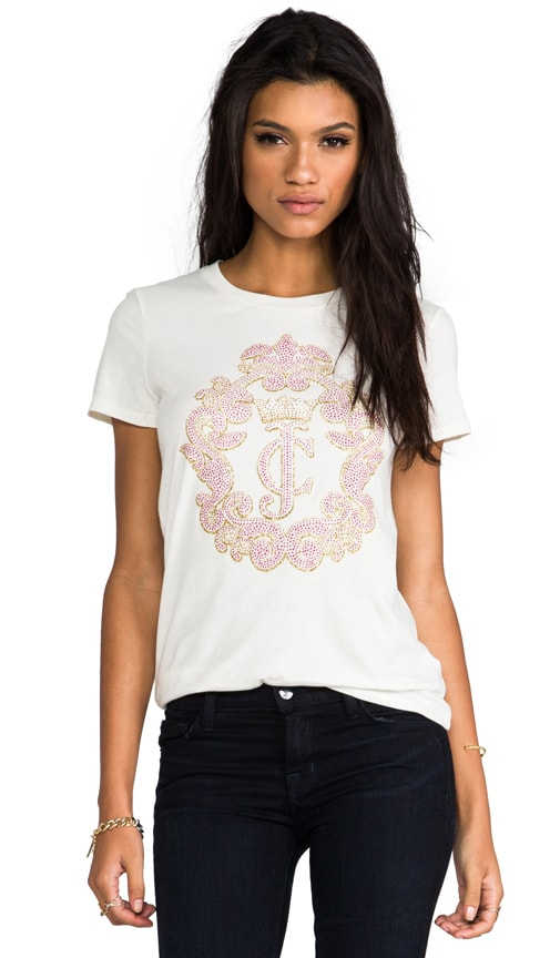 Crown Cameo Top