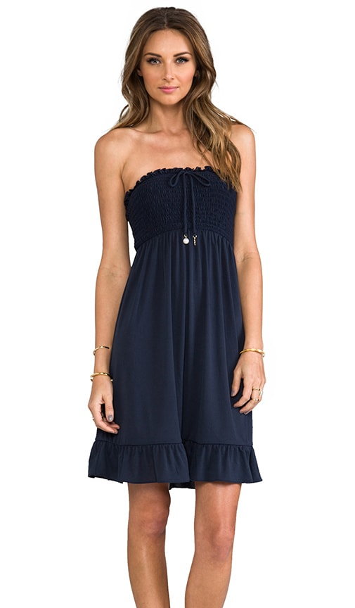 Bow Chic Cover Up Dress
